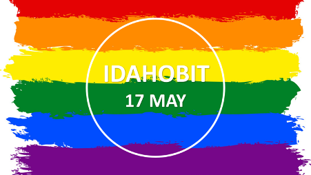 International Day Against Homophobia, Transphobia, Biphobia, and discrimination against people with an Intersex variation