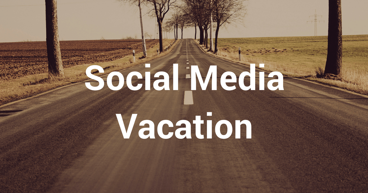 Are You Spending Too Much Time On Social Media